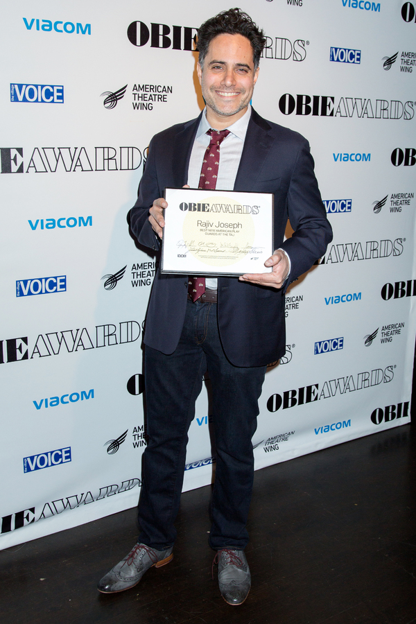 Photo Coverage: Hangin' with the Winners of the 61st Annual Obie Awards!