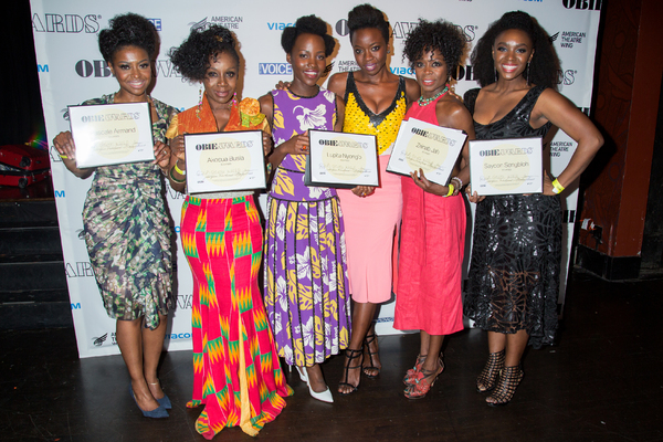 Pascale Armand, Akosua Busia, Lupita Nyong'o, Danai Gurira, Zainab Jah, Saycon Sengbloh
