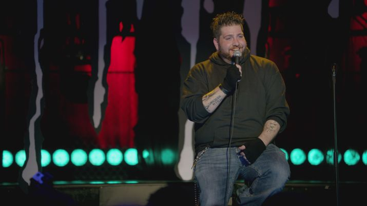 Comedy Central Premieres BIG JAY OAKERSON: LIVE AT WEBSTER HALL Today