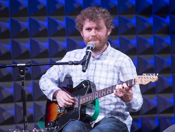 Photo Flash: Stephen Trask & More Take Part in PUBLIC FORUM: THE SOUND THAT MAKES THE WORLD GO 'ROUND at Joe's Pub