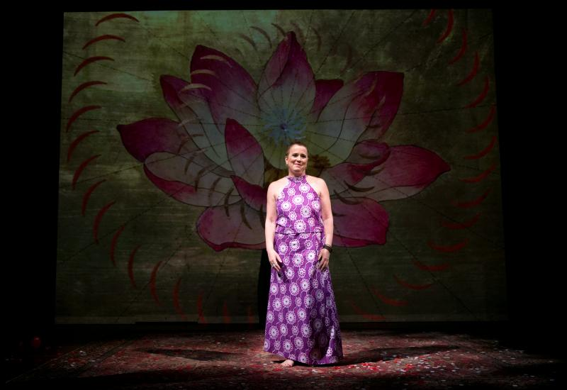 BWW REVIEW: Ensler Premieres IN THE BODY OF THE WORLD at A.R.T.