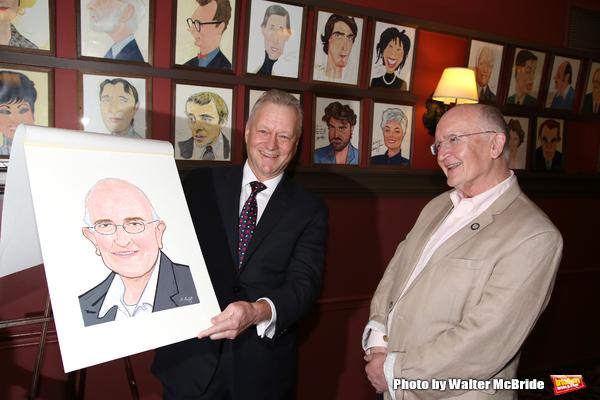 Max Klimavicius and John Doyle