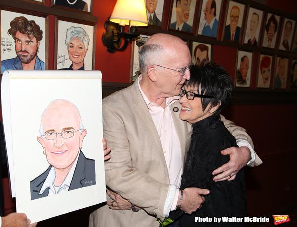 John Doyle and Chita Rivera