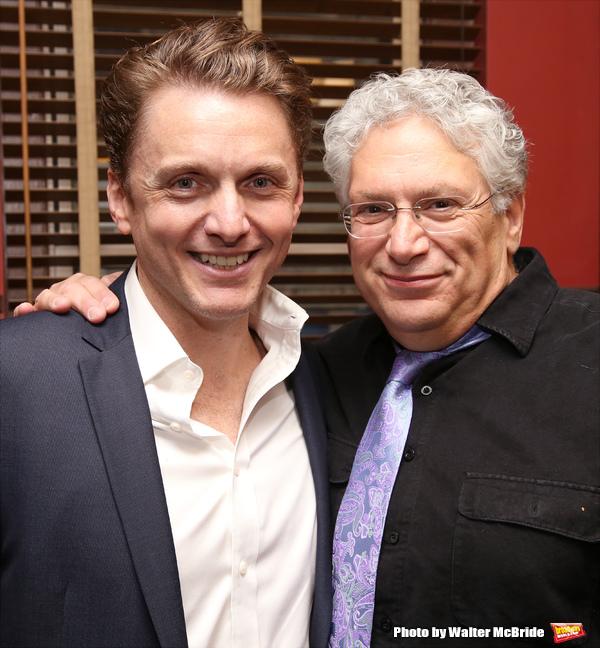 Jason Danieley and Harvey Fierstein