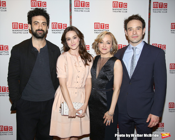 Morgan Spector, Heather Lind, Geneva Carr, Charlie Cox