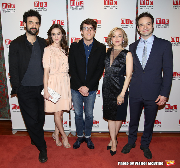 Morgan Spector, Heather Lind, Nick Payne, Geneva Carr, Charlie Cox