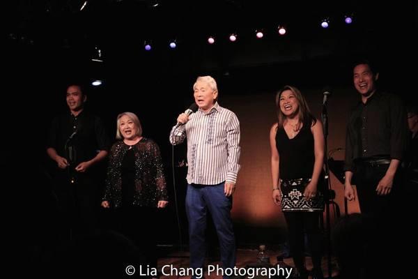 Jose Llana, Virginia Wing, Alvin Ing, Hazel Anne Raymundo, Darren Lee