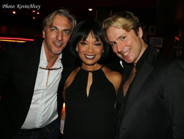 Alexandre Proia, Valarie Pettiford, J. Ryan Caroll Photo