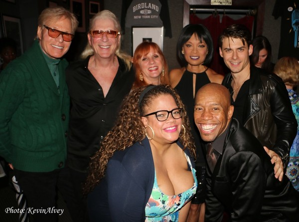 Photo Flash: Terri Klausner, Valarie Pettiford & Ty Stephens Bring A SOPHISTICATED REUNION to Birdland