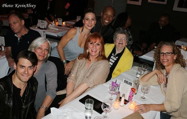 Rory Kaplan, Lona Kaplan, Rachel Kaplan, Ty Stephens, Terri Klausner, Theresa Klausner, Alison FRankel