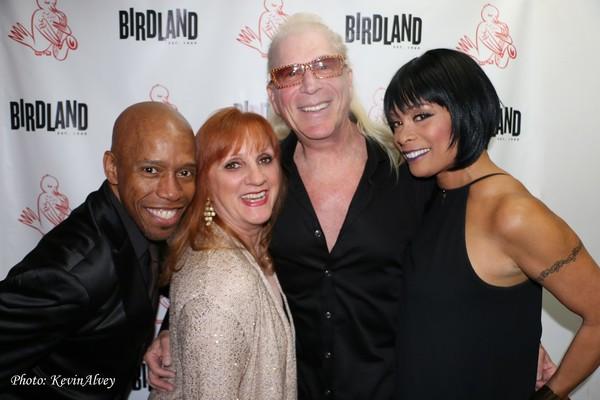 Photo Flash: Terri Klausner, Valarie Pettiford & Ty Stephens Bring A SOPHISTICATED REUNION to Birdland