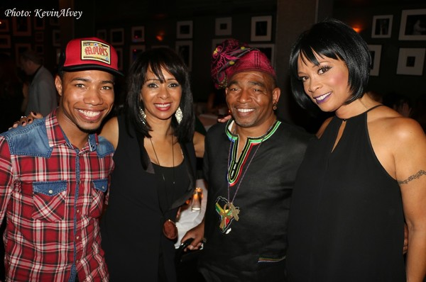 Valarie Pettiford & Family