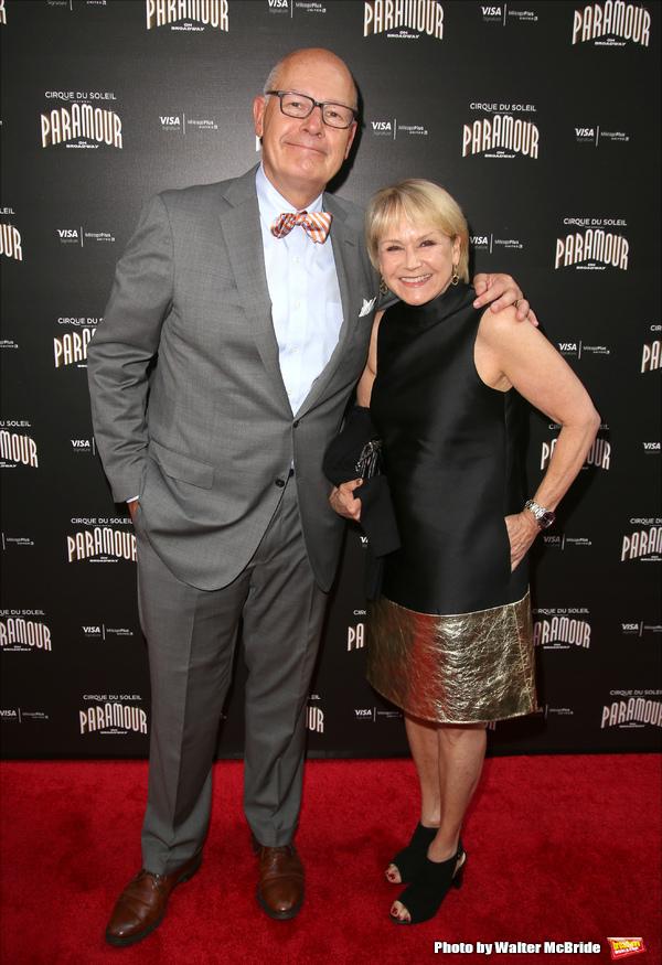 Harry Smith and Andrea Joyce