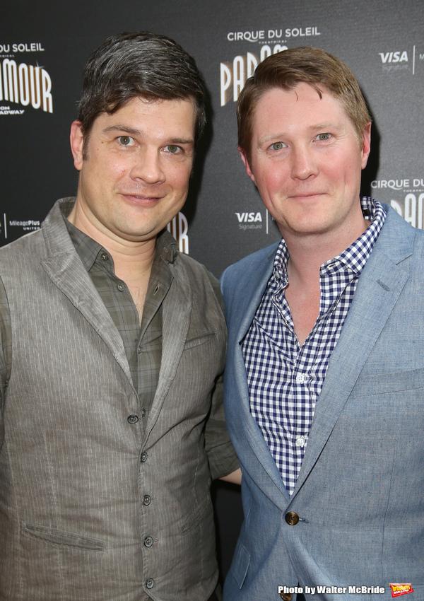 Stephen Oremus and Justin Bohon