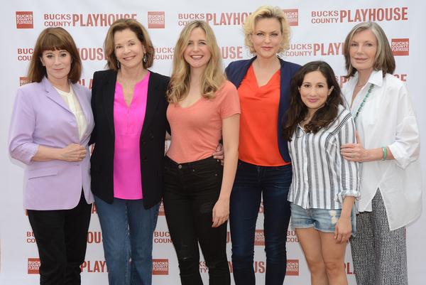 Patricia Richardson, Jessica Walter, Clea Alsip, Elaine Hendrix, Lucy DeVito, Susan Sullivan