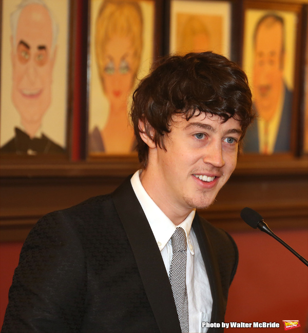 Alex Sharp