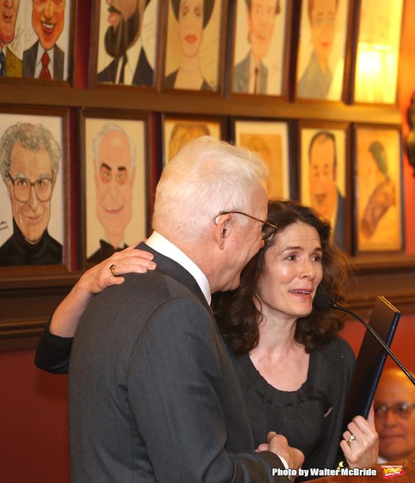 Steve Martin and Edie Brickell