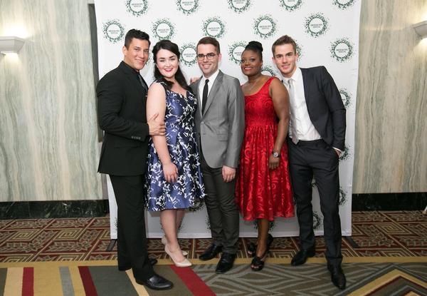 Nicholas Rodriguez , Hayley Travers, Luke Frazier, Nova Payton, Erik Altemus Photo