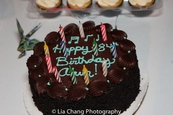 Photo Flash: Alvin Ing Celebrates Birthday Post-Show at The Duplex