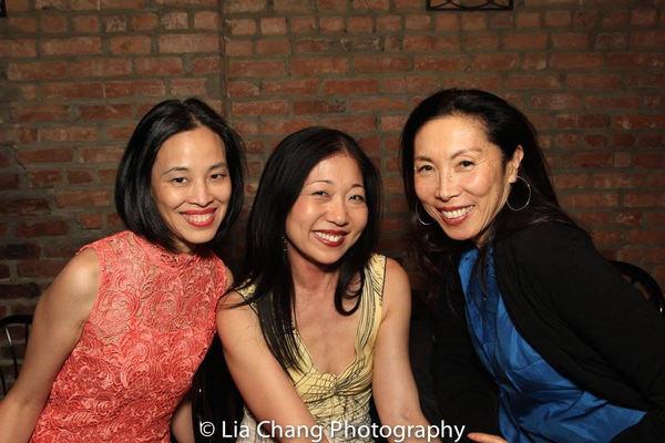 Lia Chang, Lainie Sakakura, Jodi Long