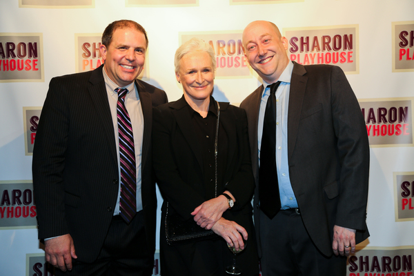 Photo Flash: Glenn Close Receives Inaugural Marvin Hamlisch Award at Sharon Playhouse Season Benefit Gala