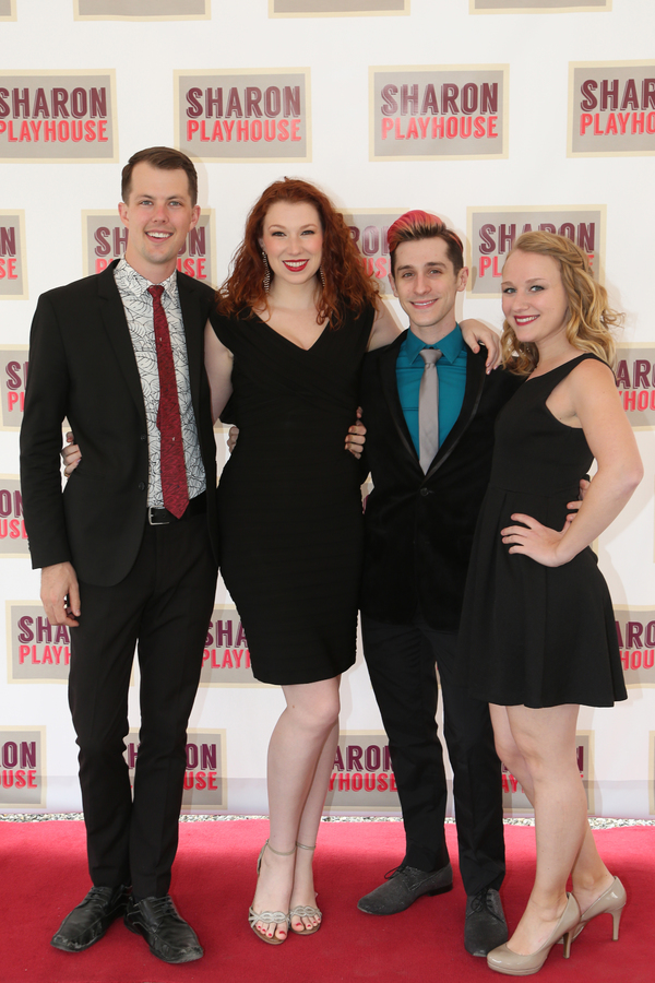 Jordan Stanley, Amanda Huxtable, Josh Greenblatt, Ashley Sweetman