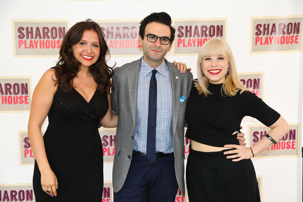 Lee Harrington, Joe Iconis, Lauren Marcus