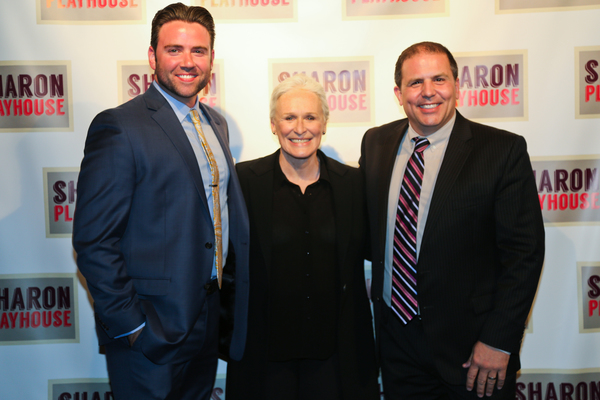 Matt Schmiedel, Glenn Close, John Simpkins
