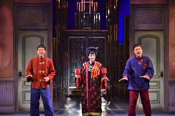 Anthony Chan, Michele Ragusa, and Carl Hsu