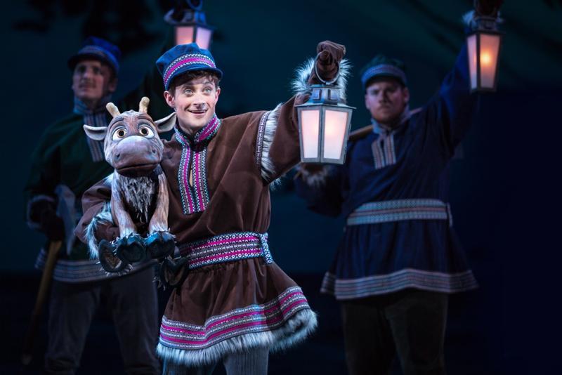 BWW Review: Disney Premieres Gorgeous FROZEN - LIVE AT THE HYPERION