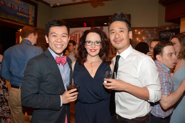 Anthony Chan, Michele Ragusa and Carl Hsu