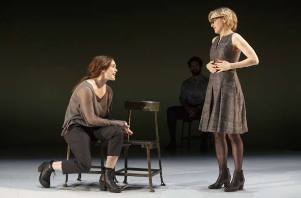 BWW Review: Nick Payne's INCOGNITO Is Brainy, But Muddy