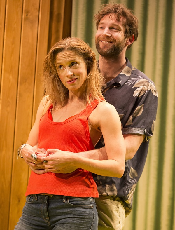 Beth Cordingly and Simon Harrison