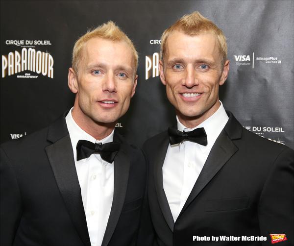Kevin Atherton & Andrew Atherton Photo
