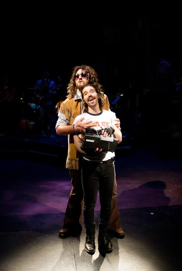 Photo Flash: First Look at CastawayPlayers TheatreCompany's ROCK OF AGES
