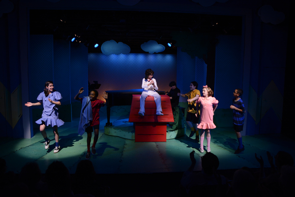 Photo Coverage: York Theatre Company Celebrates Opening Night of YOU'RE A GOOD MAN, CHARLIE BROWN