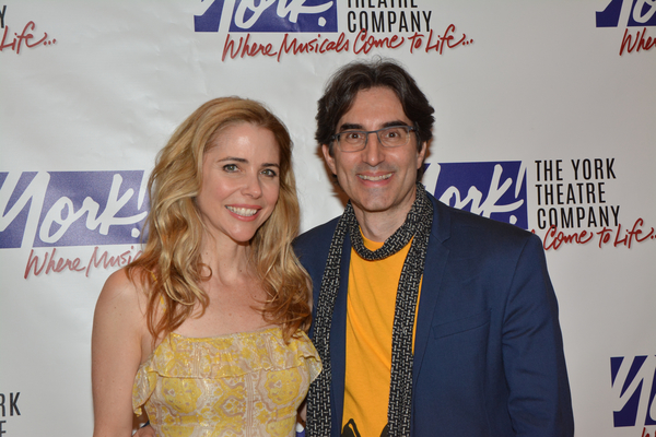 Kerry Butler and Michael Unger