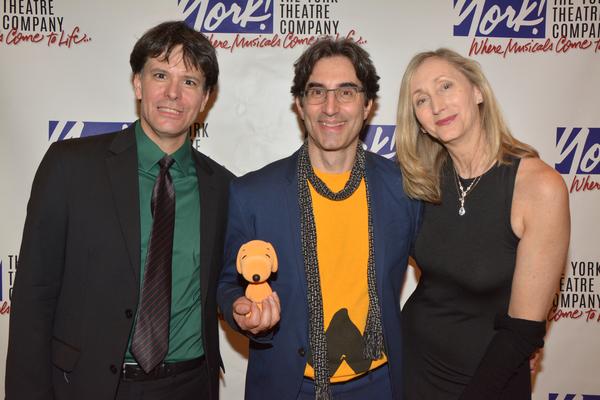 Eric Svejcar, Michael Unger and Jennifer Paulson-Lee