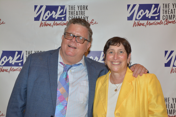 James Morgan and Joan Ross Sorkin