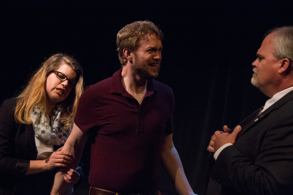 Photo Coverage: First look at Evolution Theatre Company's LOCAL PLAYWRIGHTS FESTIVAL in Association with CATCO is Theatre!