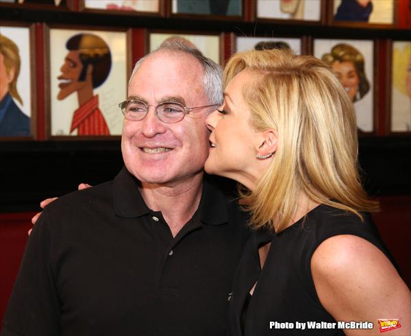 Todd Haimes and Jane Krakowski