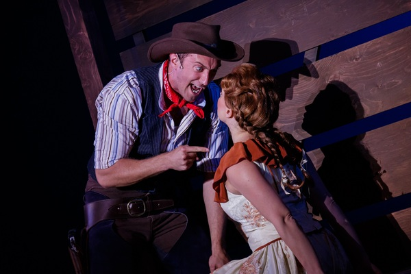 Photo Flash: First Look at Finger Lakes Musical Theatre Festival's OKLAHOMA!