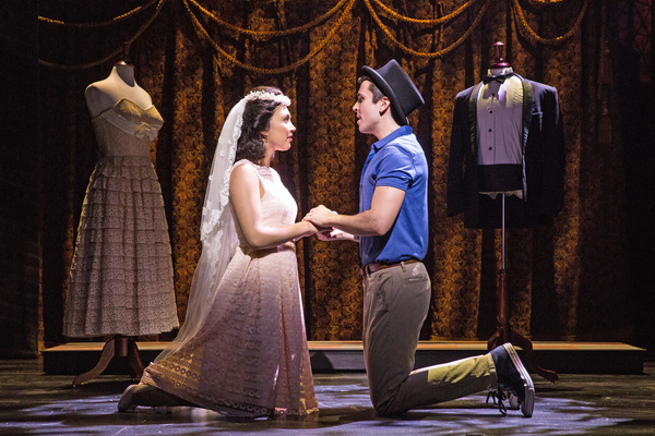 Photo Flash: First Look at Matt Doyle, Belinda Allyn & More in WEST SIDE STORY at Paper Mill Playhouse