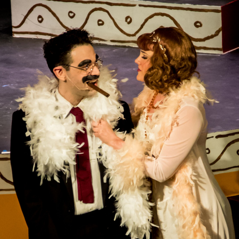 BWW Review: Forgotten Marx Bros. Musical I'LL SAY SHE IS; Restored! Revived! Rejoice!