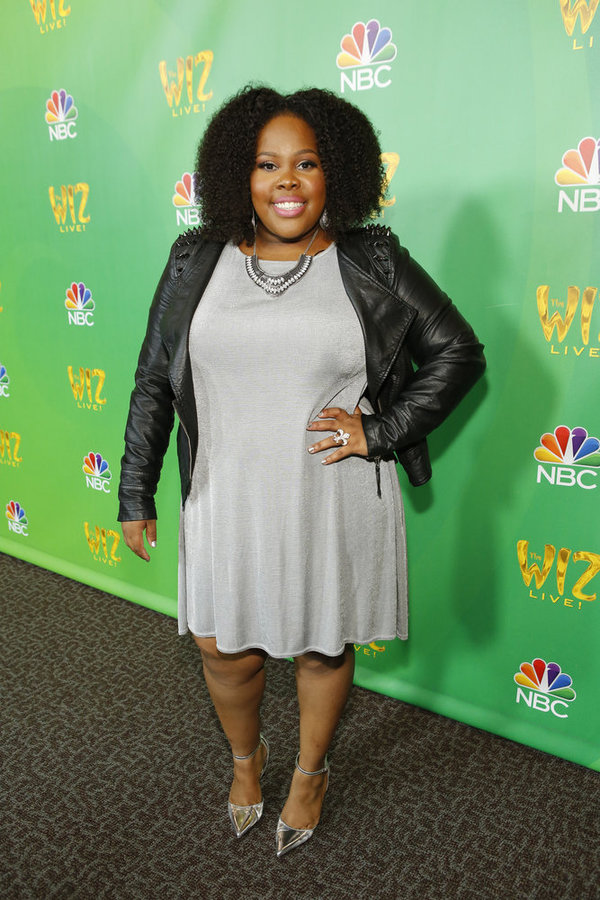 THE WIZ LIVE! -- Television Academy Event at The DGA, Los Angeles, June 1, 2016 -- Pictured: Amber Riley -- (Photo by: Trae Patton/NBC)
