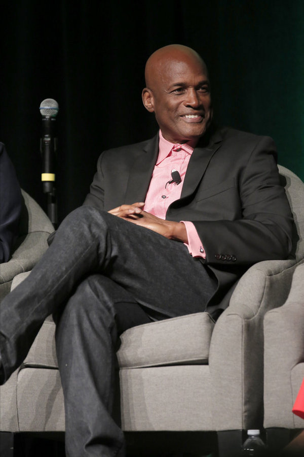 THE WIZ LIVE! -- Television Academy Event at The DGA, Los Angeles, June 1, 2016 -- Pictured: Kenny Leon, Director -- (Photo by: Chris Haston/NBC)