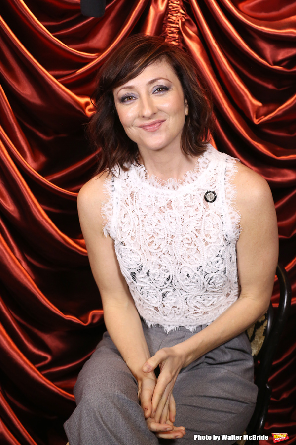 Photo Coverage: Meet the Nominees- BRIGHT STAR's Carmen Cusack