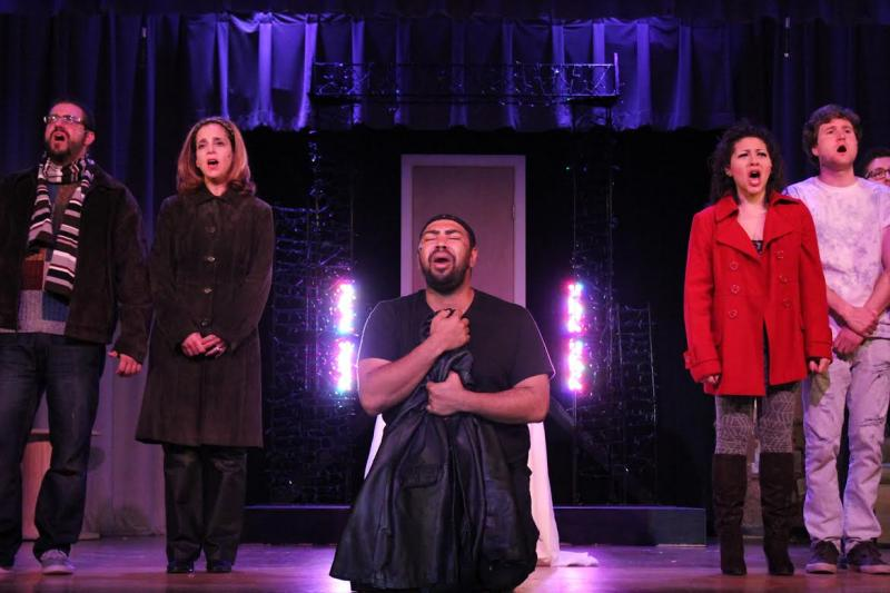 BWW Review: RENT at Little Radical Theatrics