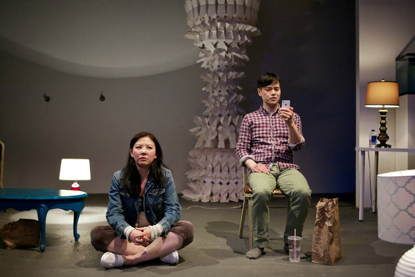 Helen Young and Ben Chang