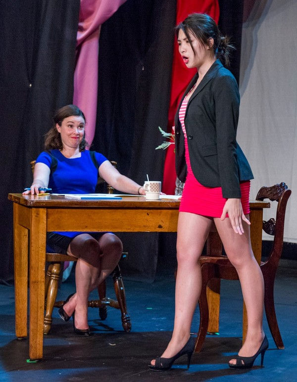 Photos: First Look at Mamai Theatre Company's TOP GIRLS